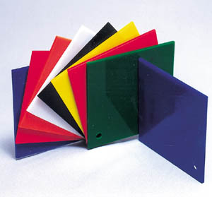 ACRYLIC SHEET COLORS: Plastic Distributor & Fabricator