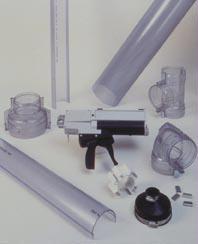 Pre Drilled Split Pipe Plastic Distributor Amp Fabricator