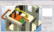Robotic Milling and Offline Programming Software: Plastic